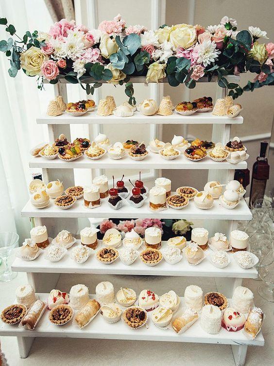 Food Table Displays