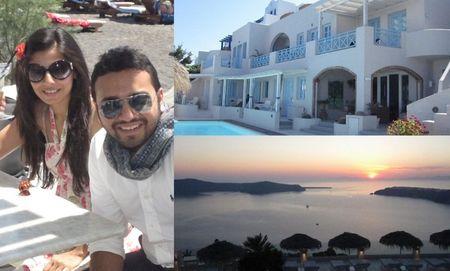 Honeymoon Photo Diaries: Greece & Spain !