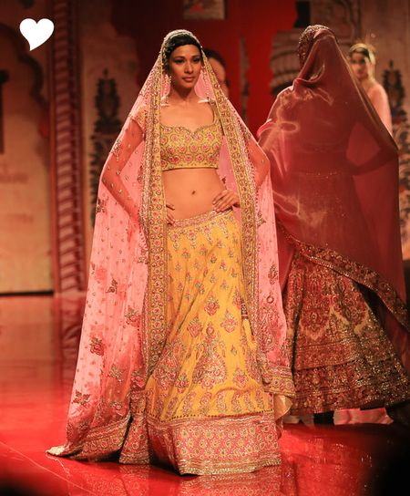Suneet Verma at India Bridal Fashion Week 2014