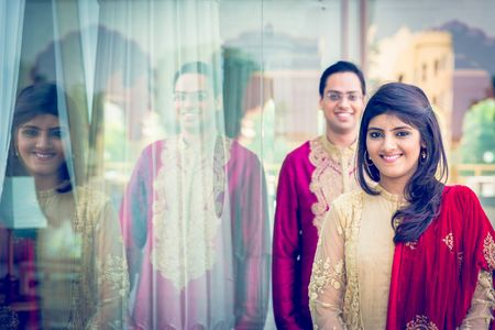 A Destination Wedding in Jaipur for a Kolkata Bride & Groom