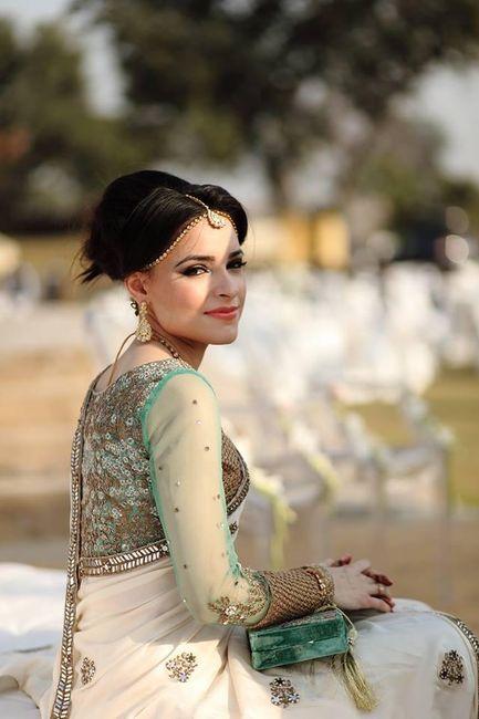 An elegant Pakistani wedding with an uber graceful bride: Jasmyn & Imran