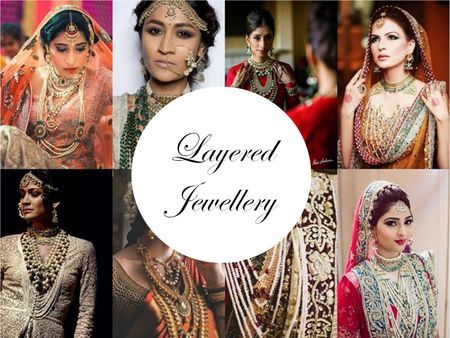 Trending: Layered Jewellery
