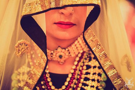 WMG Red Carpet bride at Aza: A black mystery !