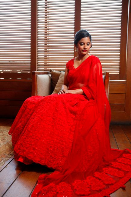 WMG Red Carpet Bride at Ensemble: Classic Red