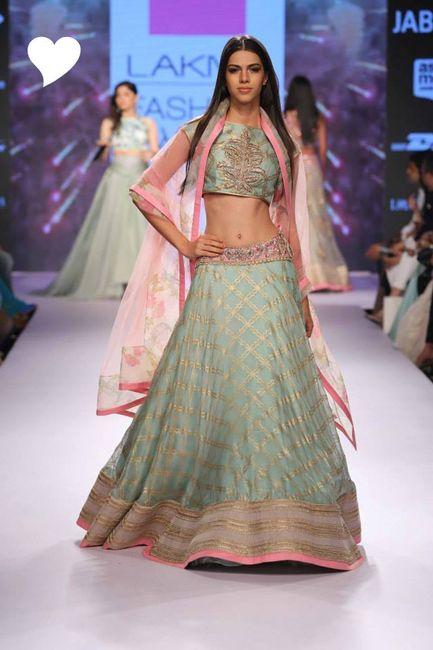 Lakme Fashion Week Day 4: Anushree Reddy,  SVA by Sonam and Paras