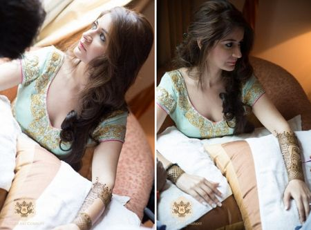 10 Do's and Don'ts for the day your  Mehendi is applied !