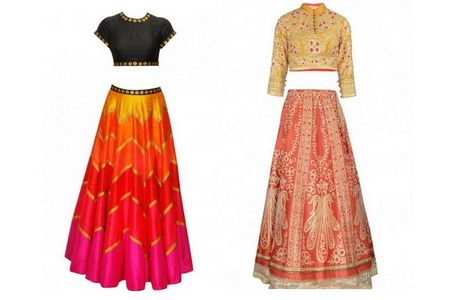 Bridal buys: 10 Summer Sangeet outfits in under 50K