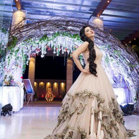 Fairytale Engagement in Delhi
