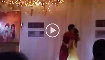 VIDEO from  Shahid Kapoor- Mira Rajput Sangeet !