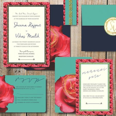 Wedding Card Dictionary: Printing Terms You Should Know So You Don't Get Cheated!