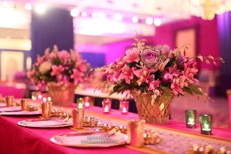 15+ Ways To Use Orchids Inventively At Your Wedding ( Hello Purple Theme!)