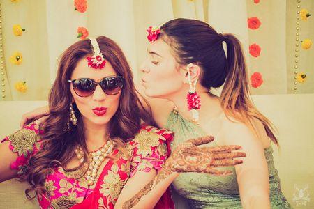 Payal and Nihar's Super Chic Mehendi Nights!