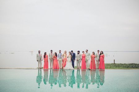 How To Make Your Wedding Party Bond at a Destination Wedding!