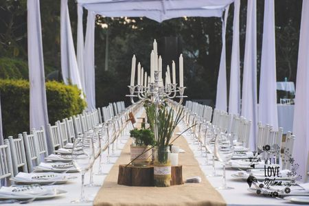 A Wedding With No Flowers? Yep, and it's Awesome!