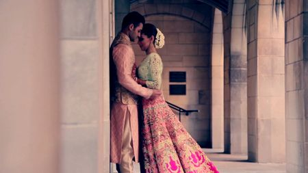 Breathtaking Wedding for Sheekha & Abbas with Exquisite Details