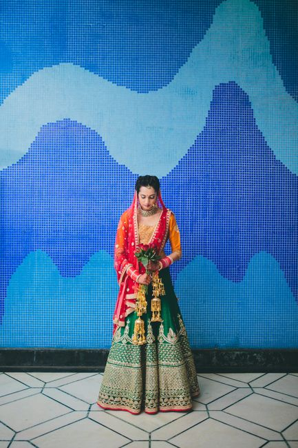Super Colorful & Personalised Wedding in Delhi