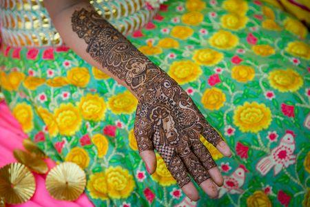 Pretty & Vibrant Wedding in Jaipur