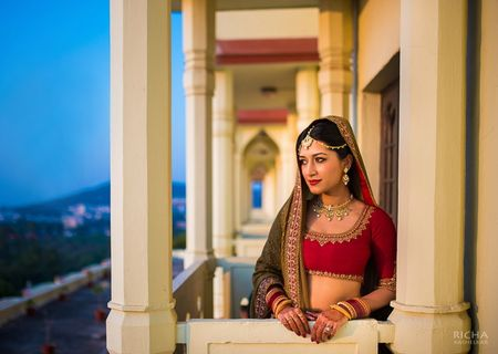 Wedding in Bhopal with an old world charm