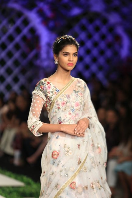 Varun Bahl at India Couture Week 2016: Flower Powerful!