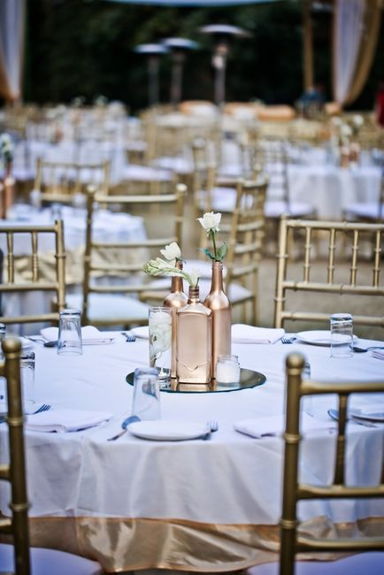 The Coolest and Quirkiest Table Centrepieces we Spotted at Real Weddings!