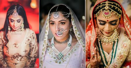 The Right Mathapatti for Every Face Shape!