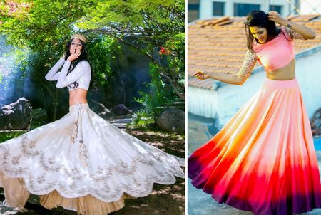 New Age Lehengas: 10 Styles For Your Upcoming Wedding !