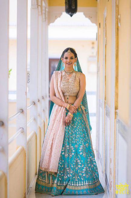 Charming Wedding in Jaipur With Effortless Style