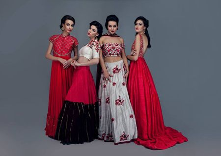 8 Newcomer Designer Labels You Can Trust For That Perfect Wedding Lehenga!