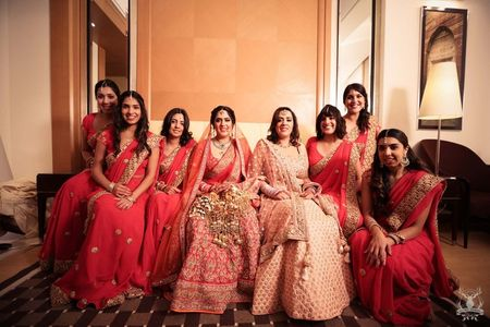 Beautiful Delhi Wedding For A Couple Who Matched On Tinder