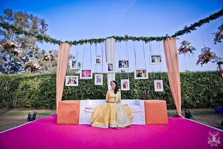 #BudgetBride: New Wedding Photobooth Walls Anyone Can Set Up!
