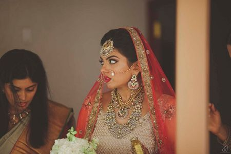 Elegant Evening Nikah in Kerala With A Simple Bride!