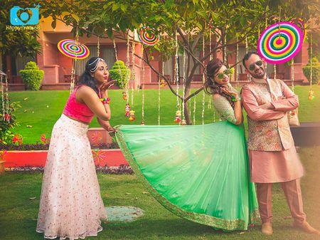 Gorgeous Agra Wedding With A Kitschy-Cool Mehendi!