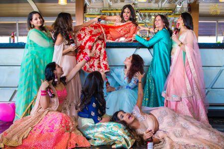 Kishwar Merchant Had A Fun Bridesmaid Shoot And We Got You All The Deets!