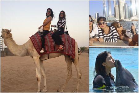 Bachelorette Diaries: Desert, Dreams & Dancing in Dubai !
