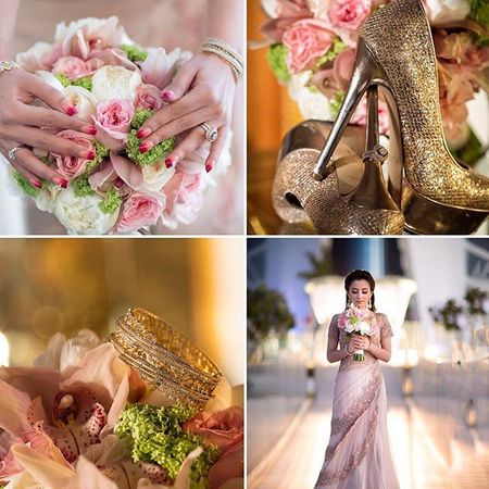 A Fairytale Indian Wedding On Top Of The Burj Al Arab *The First One Ever That Too!