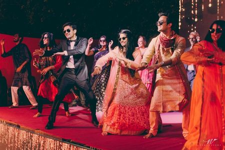 Sangeet Songs for Your FamJam To Dance To! *Because Aunty Needs To Shake A Leg Too!