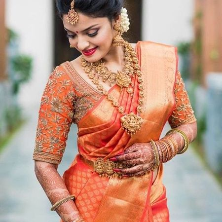 Do's & Don'ts: What You Should Know Before Buying The Best Bridal Temple Jewellery!