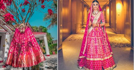 12 Amazing New Things To Do To Your Lehenga That Will Make It Super Unique!