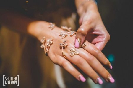 We Did A Little Research And Found The Ultimate Nail Hues Every Bride Is Sporting These Days!