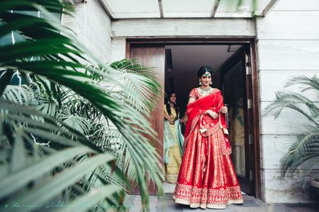 9 Lehenga Labels For The Minimalist Bride !