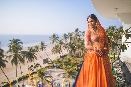 Best New Summer Bridal Lehenga Colours That Are Refreshingly Pretty!
