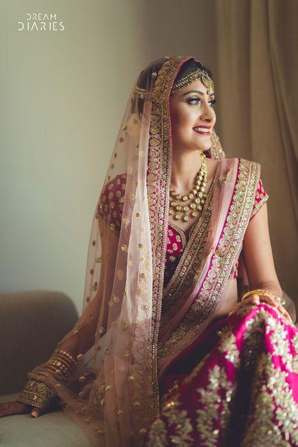 Glamorous Destination Wedding With A Regal Bride!