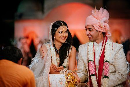 Royal & Regal Wedding In Jaipur With A Minimalist Bride