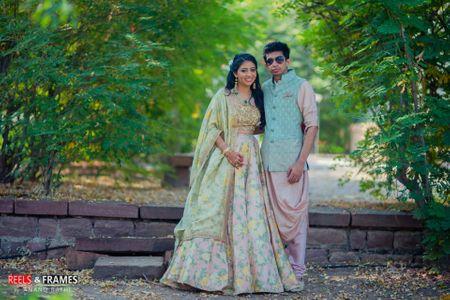 Regal Wedding At Umaid Bhawan With A Playful Twist!