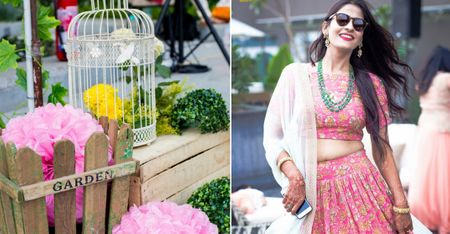 Pretty Kolkata Wedding With A Colorful Vibe!