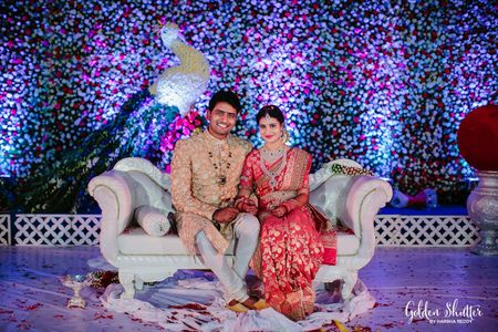 Traditional Telugu Wedding In Hyderabad With A Beautiful Twist!