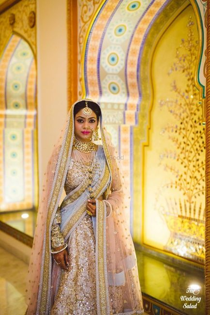 Same Lehenga, Different Brides: How 16 Brides Styled Their Lehengas Differently