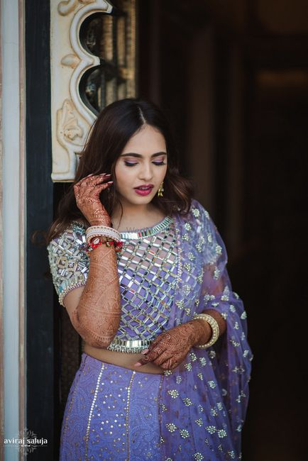 6 Trendy Blouses We Spotted On Real Brides This Year! *And Why They Rock The Bridal Boat!