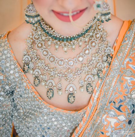 Our Favourite Delhi Brides & The Gorgeous Jewellery They Wore!