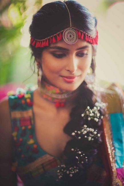 #Trending: Tassel Jewellery For Your Mehendi!